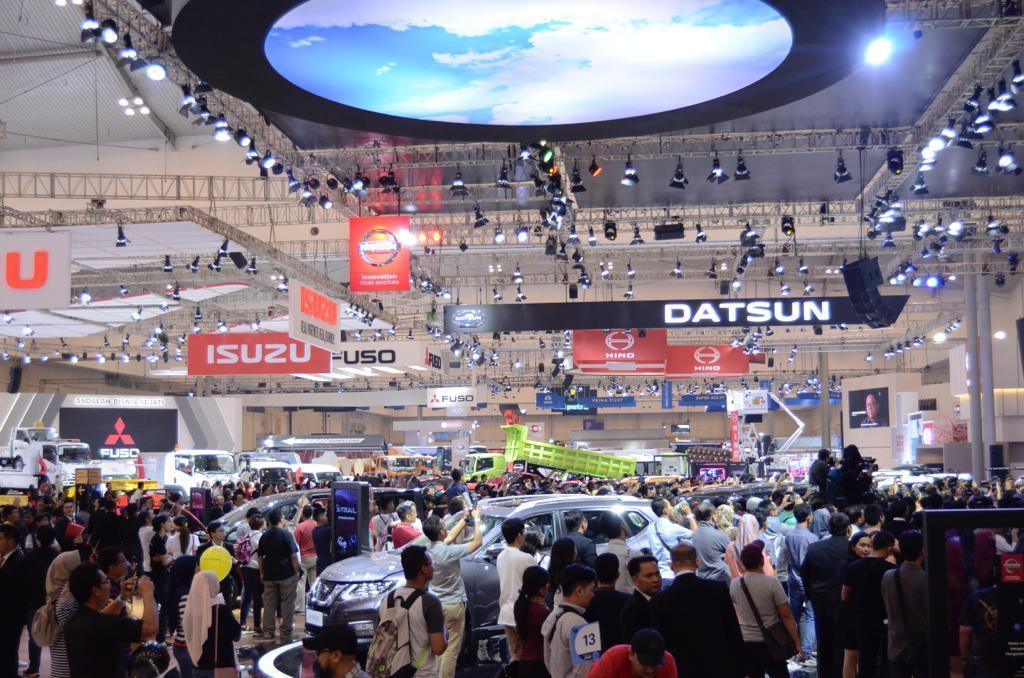 Geliat Positif Industri Otomotif Indonesia
