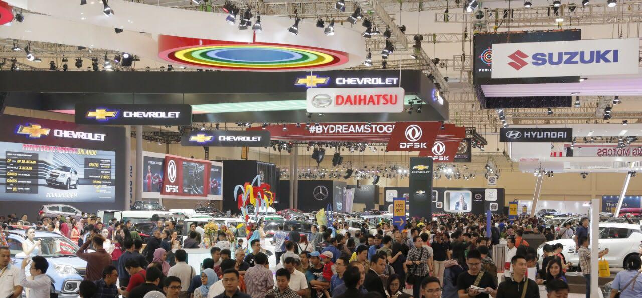 Mobil Model Anyar Jadi Stimulus untuk Industri Otomotif