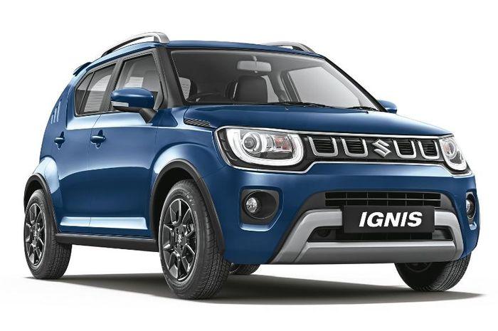 Suzuki Luncurkan New Ignis, Interior Lebih Luas dan Modern