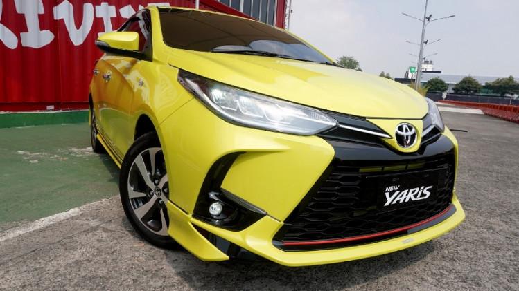 Toyota New Yaris Resmi Mengaspal, Banyak Promo Menanti