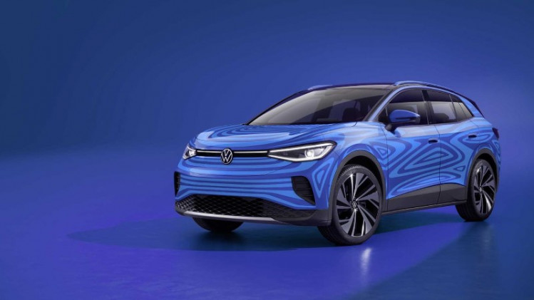 SUV ListrikPertama VW Yang Laris Manis