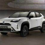 Beredar Gambar Paten, Toyota Yaris Cross Segera Masuk Indonesia?