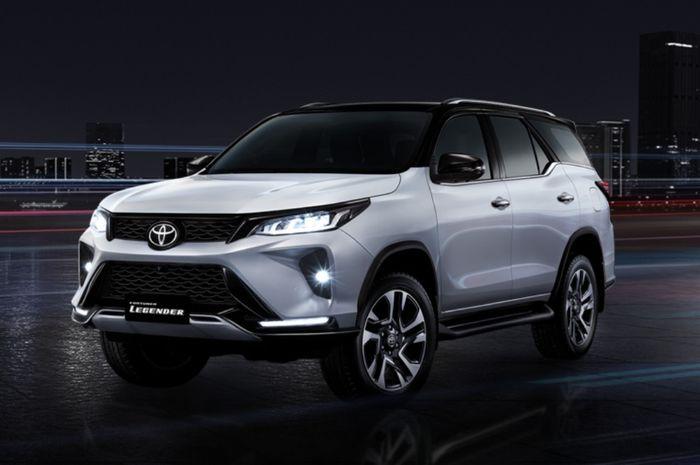 Toyota Akan Segera Hadirkan Fortuner Bermesin Diesel 2.800 cc di Indonesia?